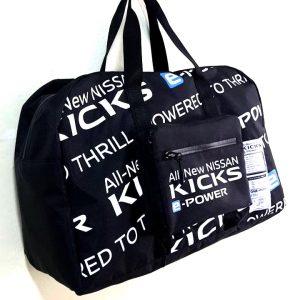 กระเป๋าสะพาย สีดำ Multi Purpose Bag