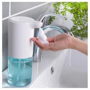 เครื่องปล่อยโฟมล้างมืออัตโนมัติ Foam dispenser