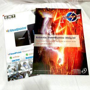 สั่งพิมพ์ Brochure A4