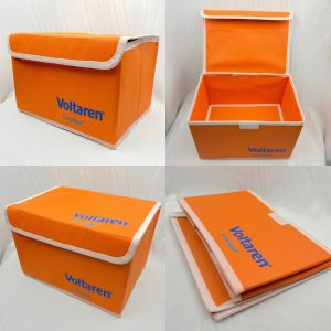 กล่องเอกสาร Foldable Box พับได้