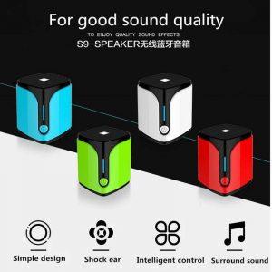 ลำโพงบลูทูธ Portable Bluetooth พรีเมี่ยม สกรีนโลโก้
