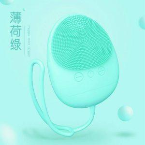 Facial Cleansing Brush Vibration เครื่องทำความสะอาดผิวหน้า