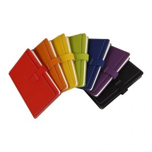 สมุดโน๊ต Organizer สมุดบันทึก Pocket Note พรีเมี่ยม พิมพ์ลาย สกรีนโลโก้