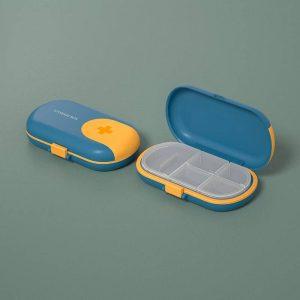 กล่องยา กล่องเก็บยา Pill Box
