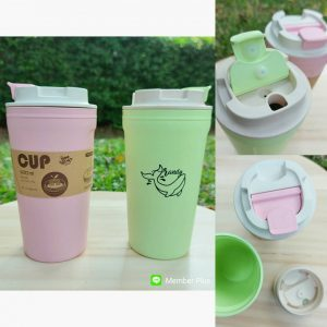 แก้ว ECO Wheat Mug