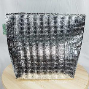 กระเป๋าฟอยด์ เก็บอุณหภูมิ กระเป๋าเก็บความเย็น พรีเมี่ยม สกรีนโลโก้ Cooling Bag