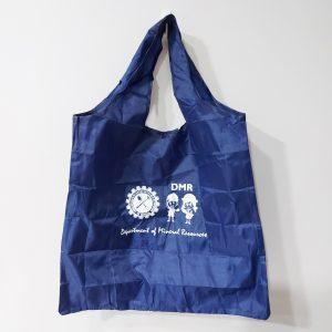 ถุงผ้าพับได้ Foldable Bag กระเป๋าพับได้