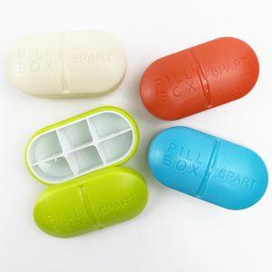กล่องยา กล่องเก็บยา ตลับยา Pill Box