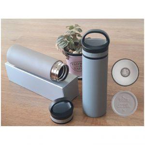 กระบอกน้ำสแตนเลส สูญญากาศ Stainless Steel Vacuum Water Bottle