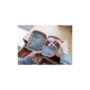 กระเป๋า ใส่ยาพกพา ขนาด 10.5×15 ซม