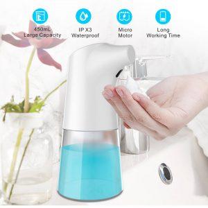 Spray Bottle 350ml. Automatic Dispenser เครื่องพ่นแอลกอฮอลล์สเปรย์