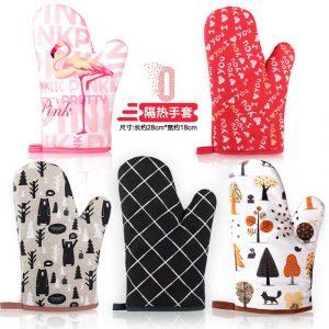 Oven Gloves ถุงมือเตาอบ