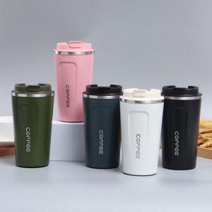 Thermos Flask Coffee Mug